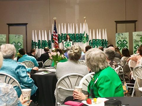 2017 4-H Alumni and Friends Annual Meeting