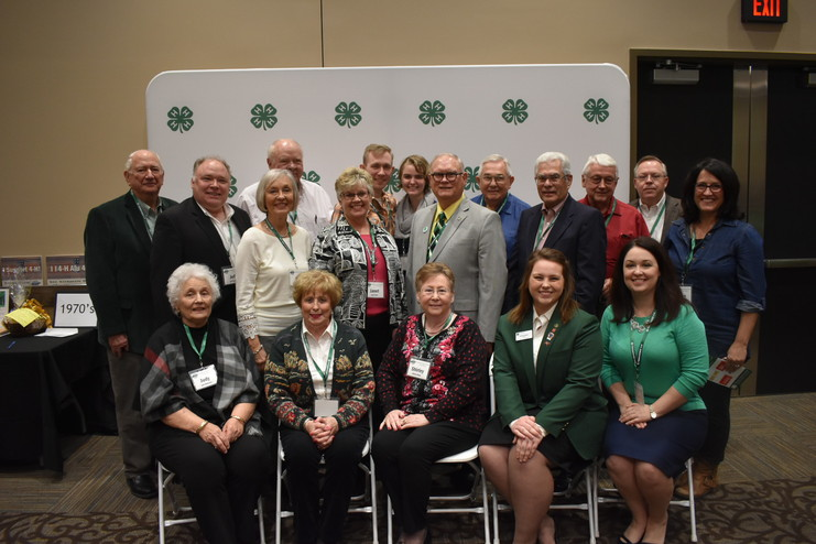 2018 4-H Alumni Meeting